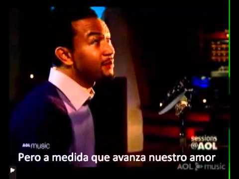 John Legend - Ordinary People (subtitulado)