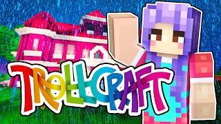 Minecraft: TrollCraft | Part 6 - LIZZIE'S BASEMENT & SCOTT'S TRIAL