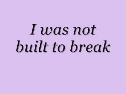 Whitney Houston - I Didn't Know My Own Strength Lyrics