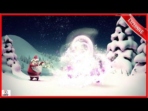 Happy New Year 2017 / Funny Christmas SANTA Video / Holidays magic santa 2017