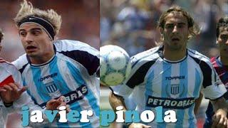 Todos los goles de Javier Pinola en Racing Club