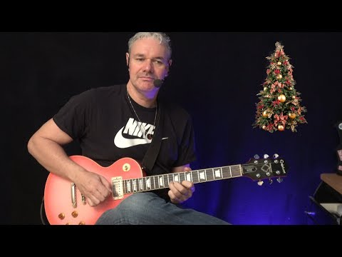 Silent Night - Guitar Lesson