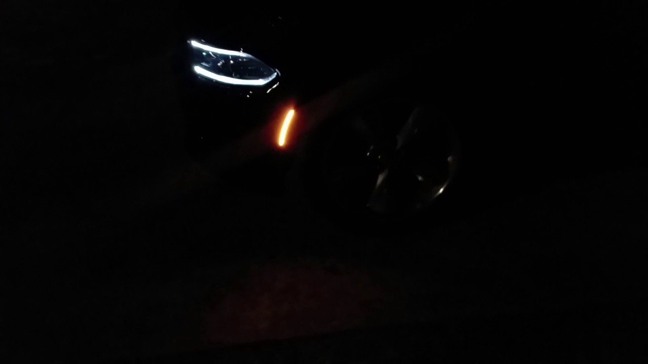 2016 Charger Oracle LED side marker lights part 2 : what is side lighting - azcodes.com