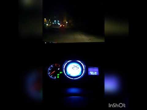 Renault Fluence/ cem karaca Kerkük zindanı. Gece gezmeleri
