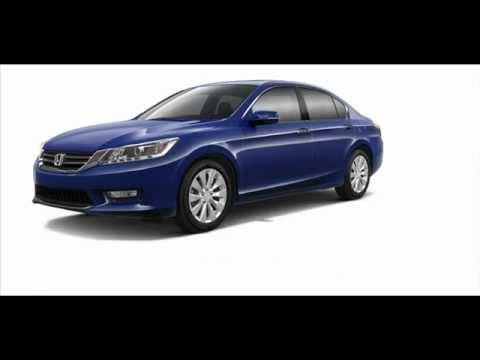 2013 honda accord sedan colors youtube On 2013 honda accord colors