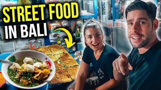 Must try INDONESIAN STREET FOOD  - 15 days to the Philippines Trip