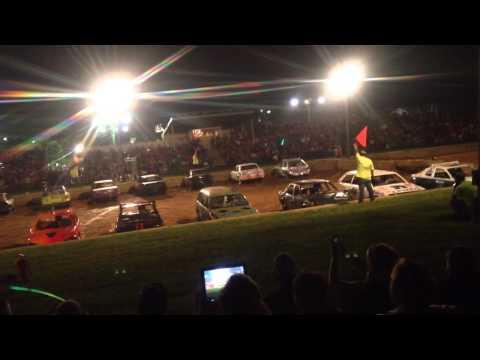 Lebanon Fair Compact demo derby