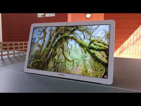Generate My Tech Review: Samsung Galaxy View - It's far, far in the galaxy Pictures