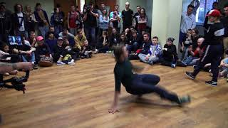 Darion vs Paulina | BGIRL BATTLE | BWA Masters - Mistrzostwa Break Dance