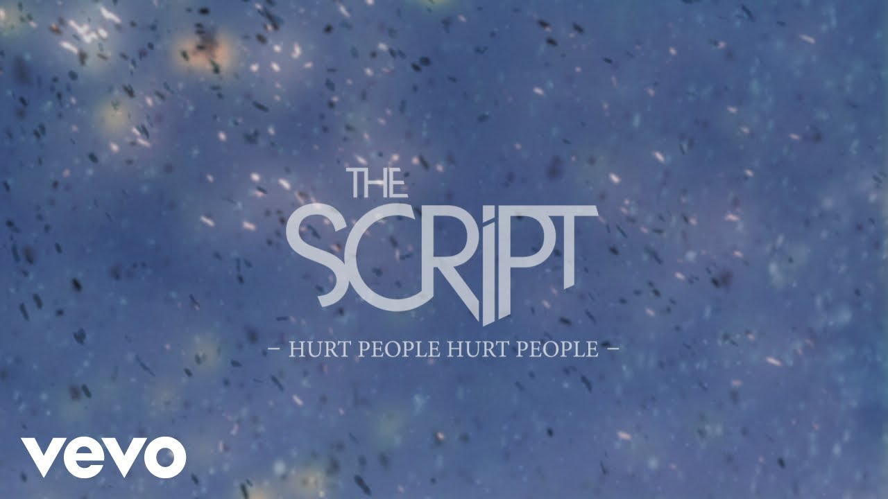 The Script - Hurt People Hurt People (Official Lyric Video) #1