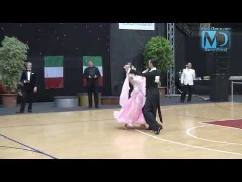 Italian Open Championship 2014 - Professional Standard   Presentation