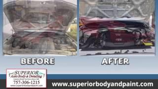 Superior Scratch & Dent Removal Inc   Auto Body & Collision Repair In Virginia Beach