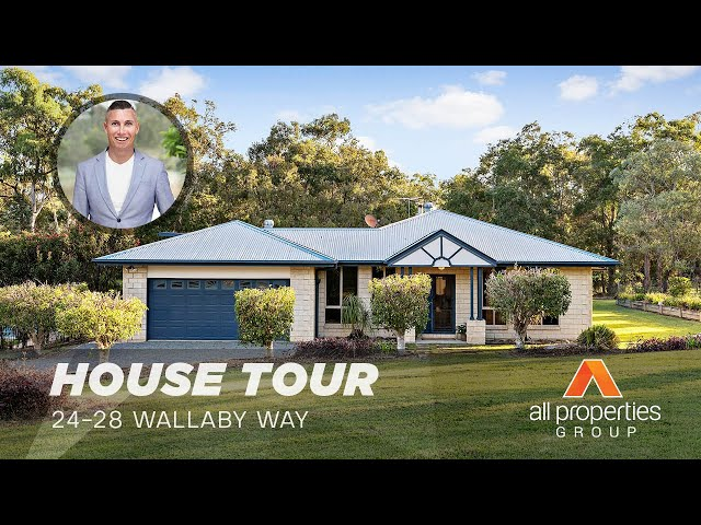 24-28 Wallaby Way, New Beith | House Tour | Chris Gilmour