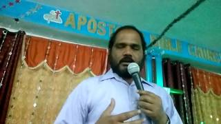 God is Able. Sermon by Rev. Solomon raj Nakka