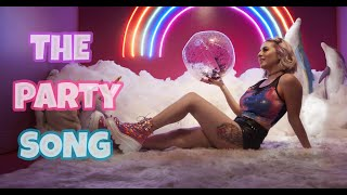 Jackie Hollywood - The Party Song (Official Music Video)