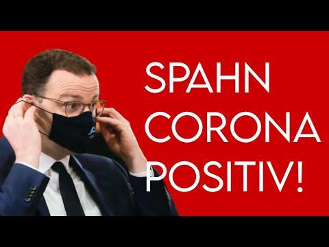 Spahn Corona positiv getestet!