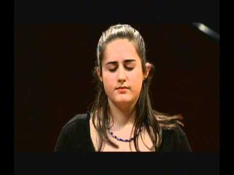 Leonora Armellini - XVI International Chopin Piano Competition 3rd Stage part 3