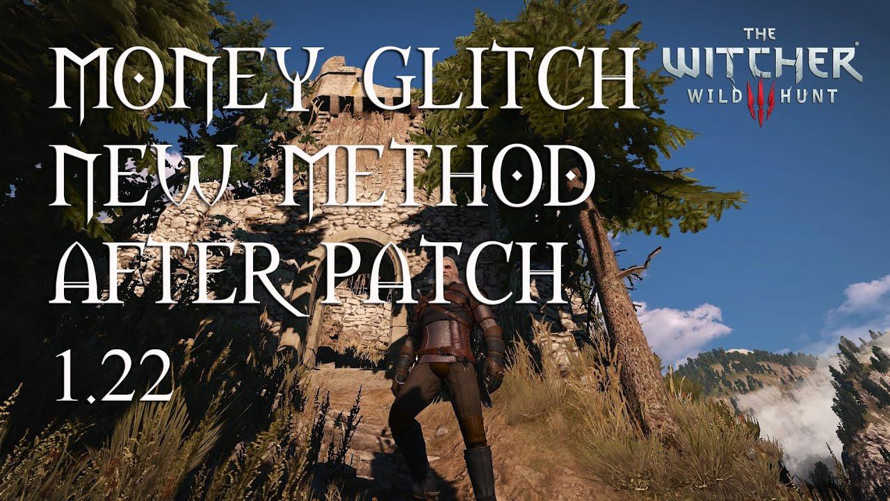 The Witcher 3 Money Glitch After Patch 1 31 -GOTY- 2017 - Sword Glitch