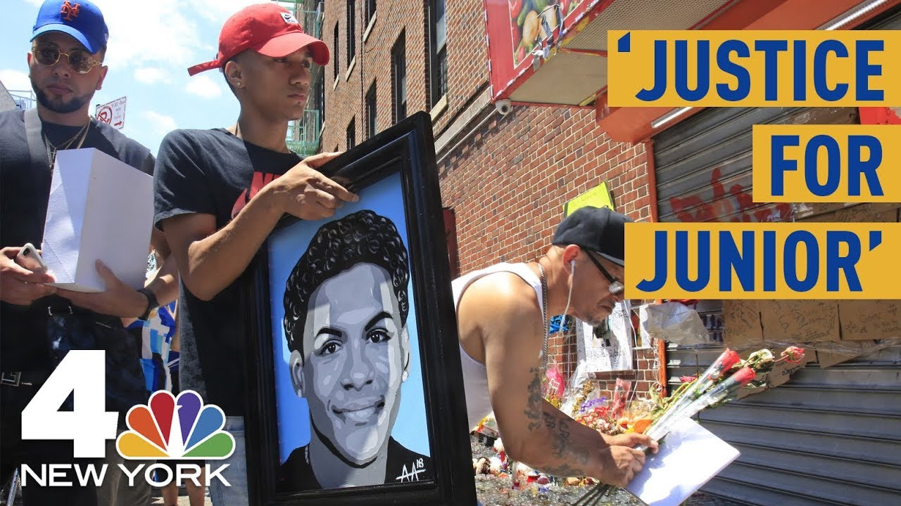 'Justice for Junior:' 5 Trinitarios Gangsters Convicted of Murder | NBC New York