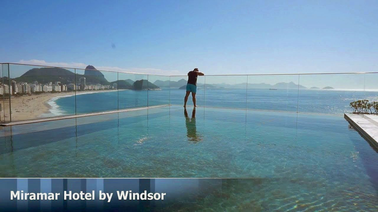 Miramar Hotel By Windsor Copacabana Beach Rio De Janeiro Brazil