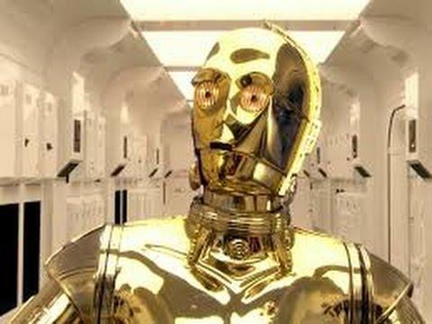 C-3PO ((LEVEL UP))