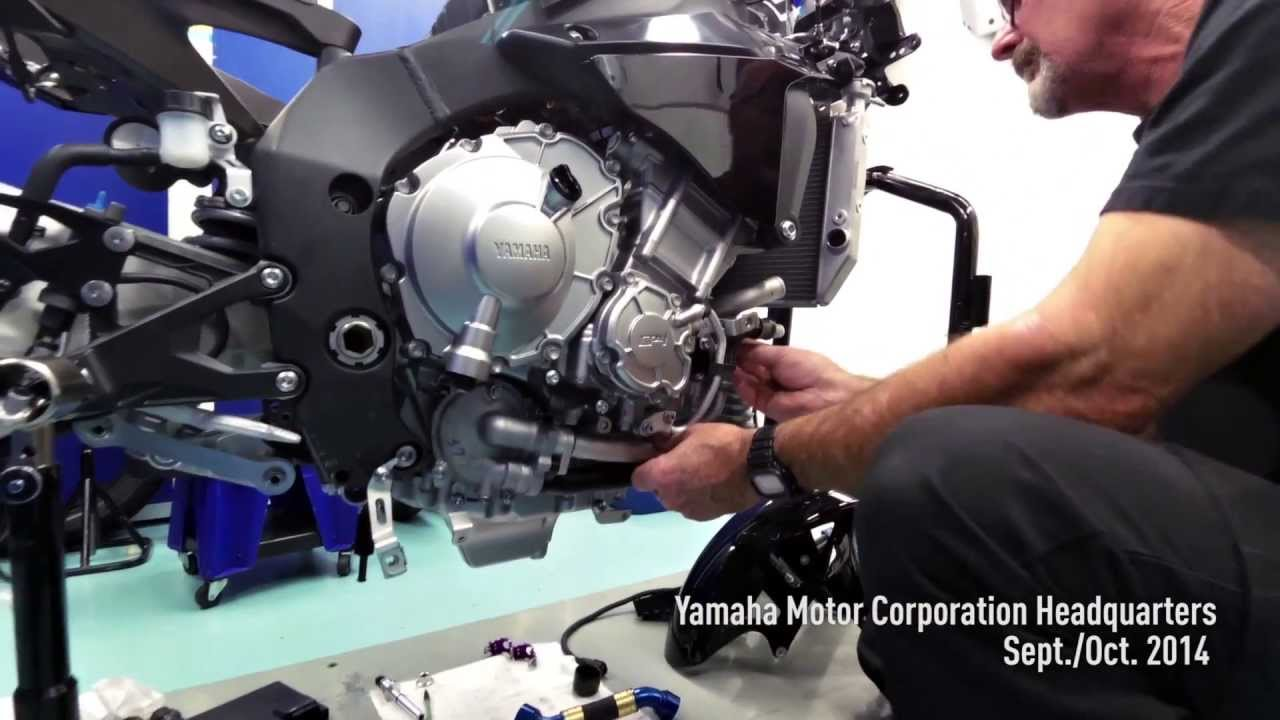 画像: The All-New Yamaha R1's Road To Austin youtu.be