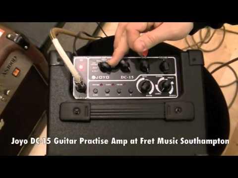 Joyo DC-15 Guitar Practise Amp at Fret Music Southampton