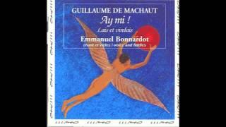 Guillaume de Machaut - Le lay de plour