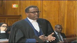 Mawakili wa Uhuru wasema alishinda kwa haki