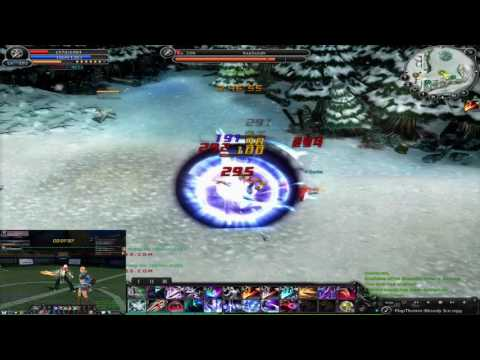 Cabal Online Force Blader PvP 2016 V.1