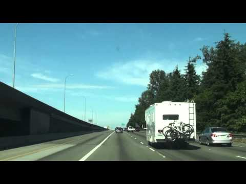 Interstate 5 In Washington,Seattle,Exit181 To Exit 182,Lynnwood, WA 98036