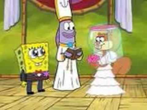 spongebob squarepants dating sandy