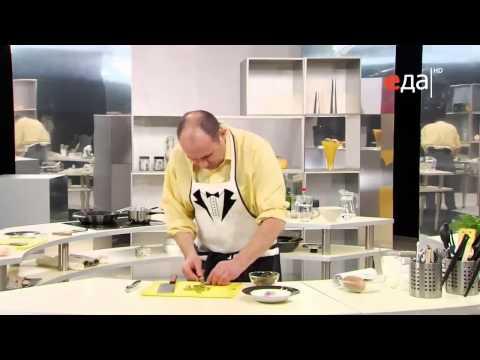 Густой холодный сметанный соус к мясу и рыбе рецепт от шеф-повара / Илья Лазерсон