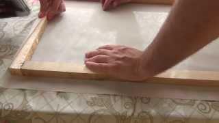 Модульная картина из Китая(Видео о том как мы делали рамки для модульной картины и вешали ее на стену. Спасибо всем за просмотры, лайки..., 2014-08-14T19:45:05.000Z)