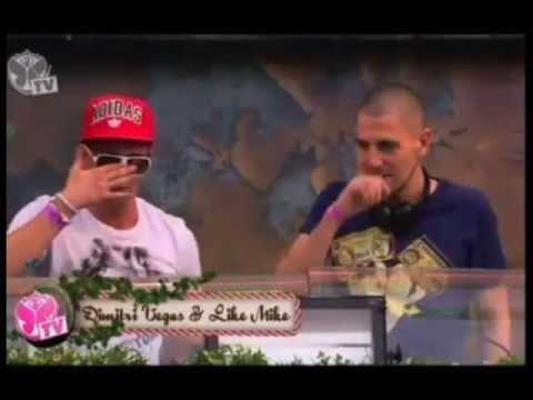 Dimitri Vegas & Like Mike Tomorrowland 2012