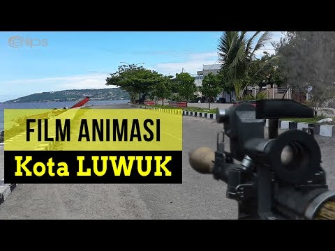 Visual effects Tanjung Luwuk - Banggai