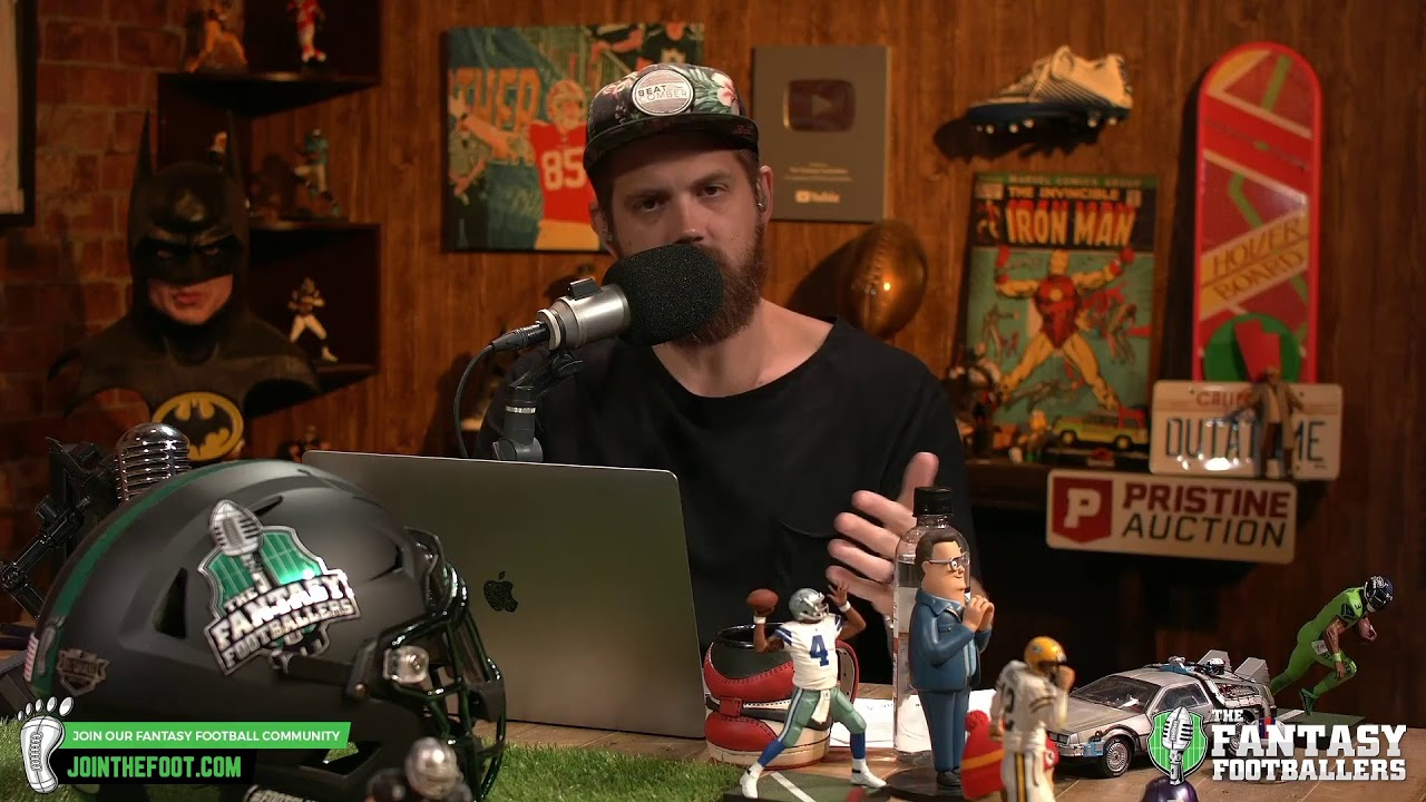 """Mike """"The Fantasy Hitman"""" Wright is LIVE answering Week 2 fantasy football start/sit questions!"""