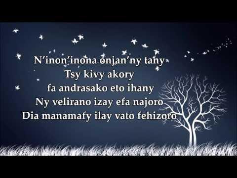 Vato Fehizoro - RAMBAO