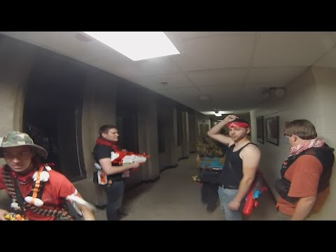 Campus Infection - HvZ Gameplay Continues at Colorado University