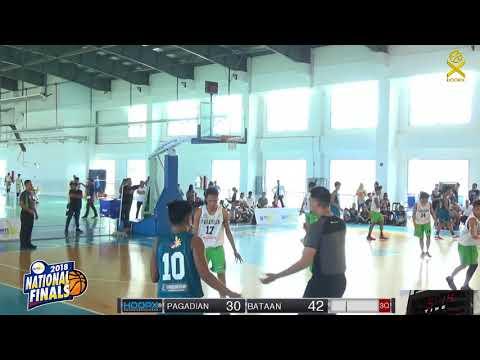 NBTC National Finals: PAGADIAN VS BATAAN