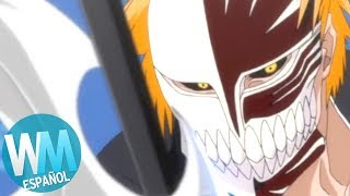 ¡Top 10 PELEAS de BLEACH!