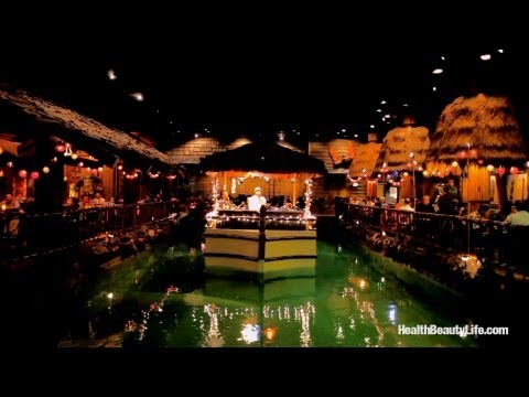 The Tonga Room & Hurricane Bar in San Francisco