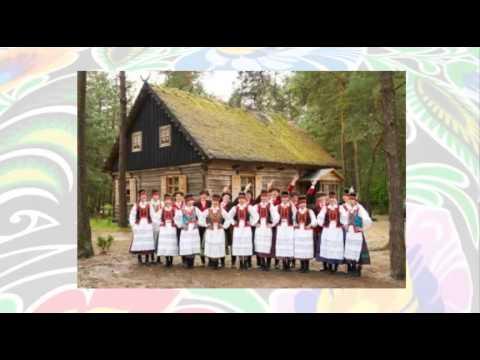 Taniec polski ze zbiorów węgierskich (muzyka ludowa instrumentalna - Polish traditional music)