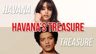 Baixar Havana vs. Treasure (MASHUP) Camila Cabello, Bruno Mars, Young Thug