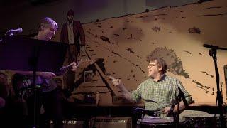 Stephen Malkmus/Bob Nastanovich:David Cloud Berman Tribute  (4k matrix mix version)