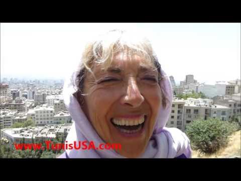 Ruth Brandwein in Iran