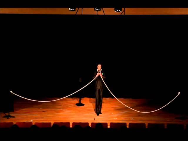 Rope magic act - 2?