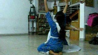 Dancing to Iktara (Wake up Sid)