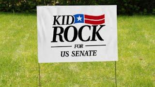 Kid Rock teases Senate run