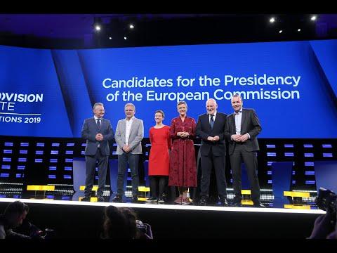 [Vuelve a ver] El gran debate a las elecciones europeas completo